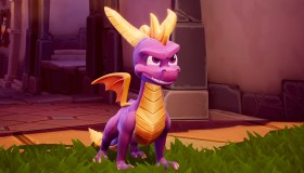 Spyro Reignited Trilogy gameplay video