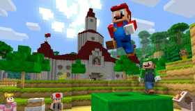 Minecraft: Wii U Edition - Super Mario Mash Up Pack