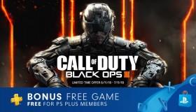 Το Call of Duty: Black Ops III δωρεάν για ένα μήνα στο PS4