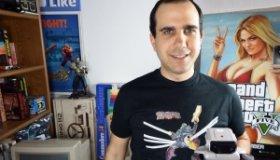 Ο Μάνος Γρυπάρης μιλάει για το Retro Gamers