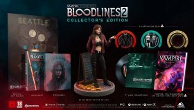Vampire: The Masquerade - Bloodlines 2 Collector's Edition