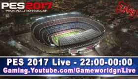 Live: Pro Evolution Soccer 2017