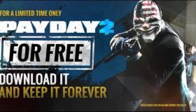 Δωρεάν το Payday 2