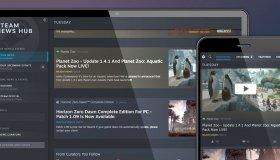To Steam News Hub είναι διαθέσιμο για όλους