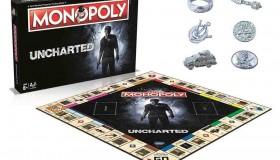 Uncharted Monopoly
