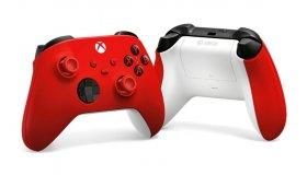H Microsoft ανακοίνωσε νέα έκδοση του Xbox Series X controller σε χρώμα Pulse Red