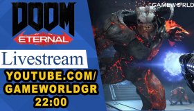 DOOM Eternal Livestream