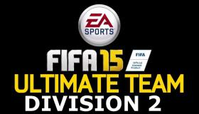 FIFA 15: Τελευταίο Division 2 Live