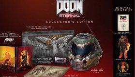 Doom Eternal: Ημερομηνία κυκλοφορίας και Collector's Edition