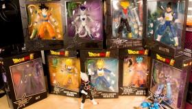 Φιγούρες Dragon Ball από την Bandai America