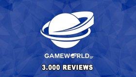 Το GameWorld ξεπέρασε τα 3.000 reviews