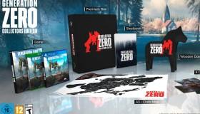 Generation Zero: Ημερομηνία κυκλοφορίας και Collector's Edition