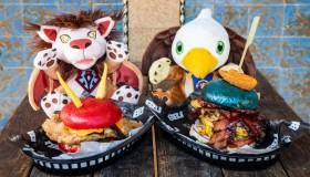 Burgers με θέμα το World of Warcraft