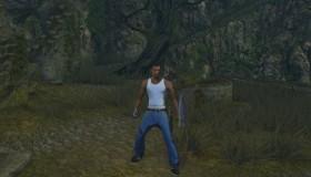 Παίξτε Dark Souls ως CJ από το San Andreas
