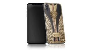 iPhone X από διαμάντια και χρυσό και κόστος 34.200 ευρώ