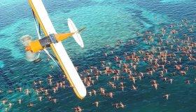 Microsoft Flight Simulator alpha