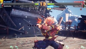 Νέο Street Fighter EX: Gameplay videos