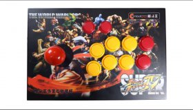 Combat King Arcade Fighting Stick review