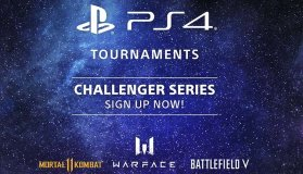 PS4 Tournaments: Challenger series