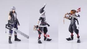 Φιγούρες Riku και Sora από το Kingdom Hearts