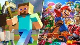 Οι Steve και Alex του Minecraft είναι οι νέοι χαρακτήρες του Super Smash Bros. Ultimate