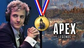 Η EA έδωσε ένα εκατομμύριο δολάρια στον Ninja για να προωθήσει το Apex Legends