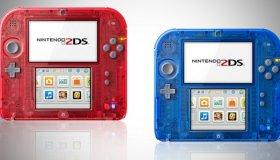 2DS: Διάφανες κονσόλες σε δύο χρώματα