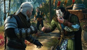 Witcher 3: 4K update σε PS4 Pro και Xbox One X