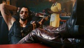Cyberpunk 2077 gameplay: Ο Keanu Reeves