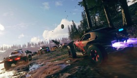 ONRUSH gameplay video
