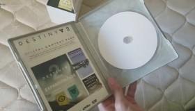 Destiny 2: Οι retail εκδόσεις στα PC περιέχουν ένα χάρτινο δισκάκι