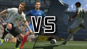 Press Start: Τι θα παίξετε φέτος; PES 2017 ή FIFA 17;