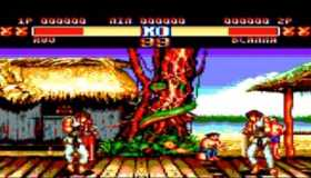 Street Fighter 2: The Real Edition port για Amstrad