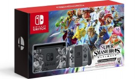Super Smash Bros. Ultimate Switch Bundle