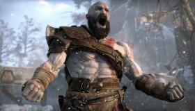 God of War: Φιγούρα και τσεκούρι Kratos