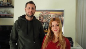 Game Maniacs 27A: Νίκος Τζαβάρας (Tzavarasn)