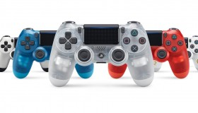 Ημιδιάφανα DualShock 4 εμπνευσμένα από τα χειριστήρια PS1