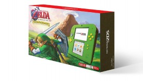 The Legend of Zelda: Ocarina of Time 2DS