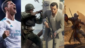 Οι πωλήσεις των games στην Μ.Βρετανία για το 2017