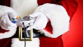 Retro games με θέμα τα Χριστούγεννα