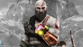 Easter Egg για το Avengers: Infinity War στο God of War