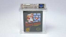 Πωλήθηκε σφραγισμένο cartridge του original Super Mario Bros για 100 χιλιάδες δολάρια