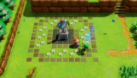 The Legend of Zelda: Link's Awakening remake gameplay video