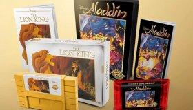 Τα Aladdin και Lion King επανακυκλοφορούν σε SNES/Mega Drive cartridge