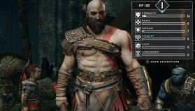 God of War στο PS4: Gameplay videos