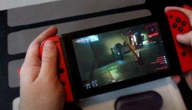 YouTuber έκανε το Cyberpunk 2077 να παίζει σε Switch
