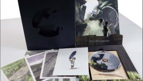 The Last Guardian press kit