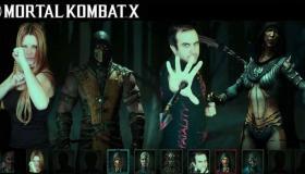 Mortal Kombat X Battle: Μάνος vs Χριστιάνα