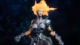 Darksiders III gameplay videos