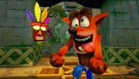 Παίζουμε Crash Bandicoot N. Sane Trilogy